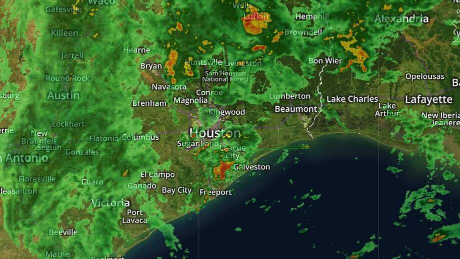 PHOTOS: When it rained