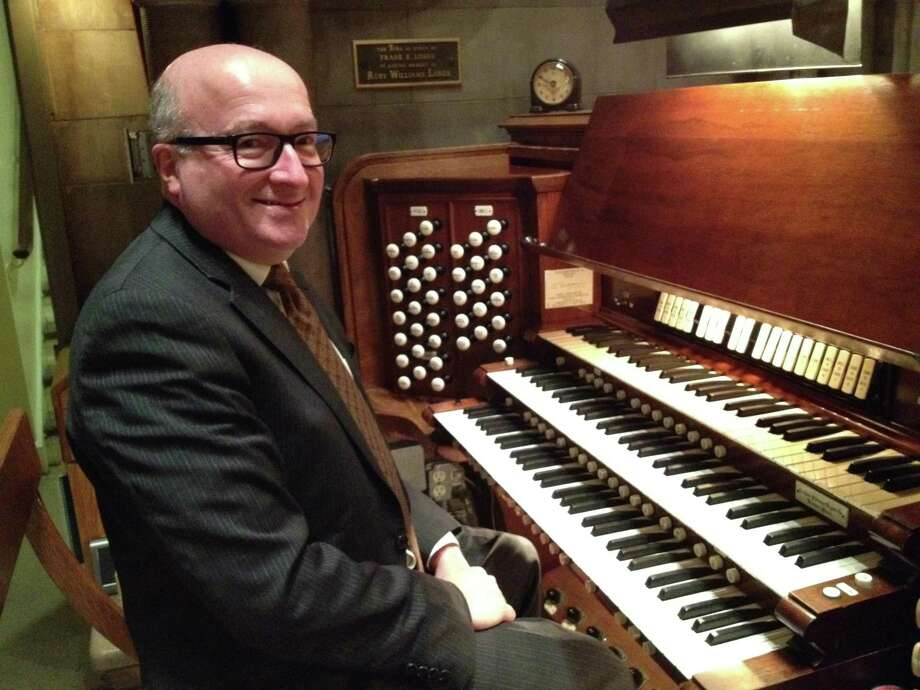 Walden Moore will perform an organ concert Sunday at Dixwell Congregational UCC at 4 p.m. Photo: Contributed Photo