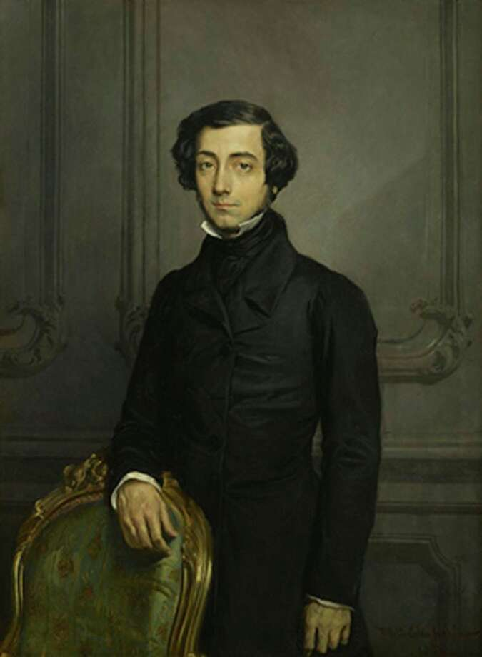 French diplomat Alexis de Tocqueville (photo provided)
