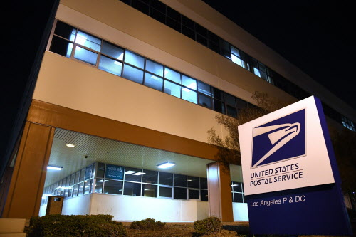 Postal Service clarifies mission is 'mail, not drugs' after