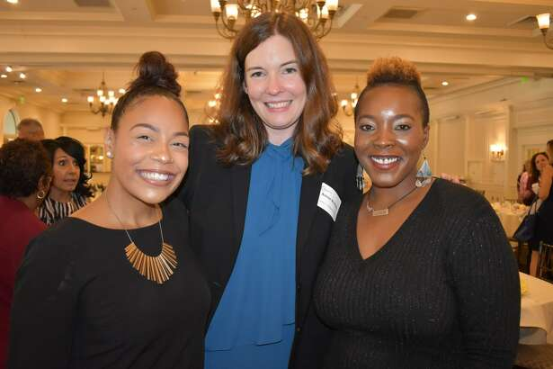 Attendees at the Sept. 18 Women of Excellence: Unplugged event at the Glen Sanders Mansion. (Photo by Shelby Wadsworth)
