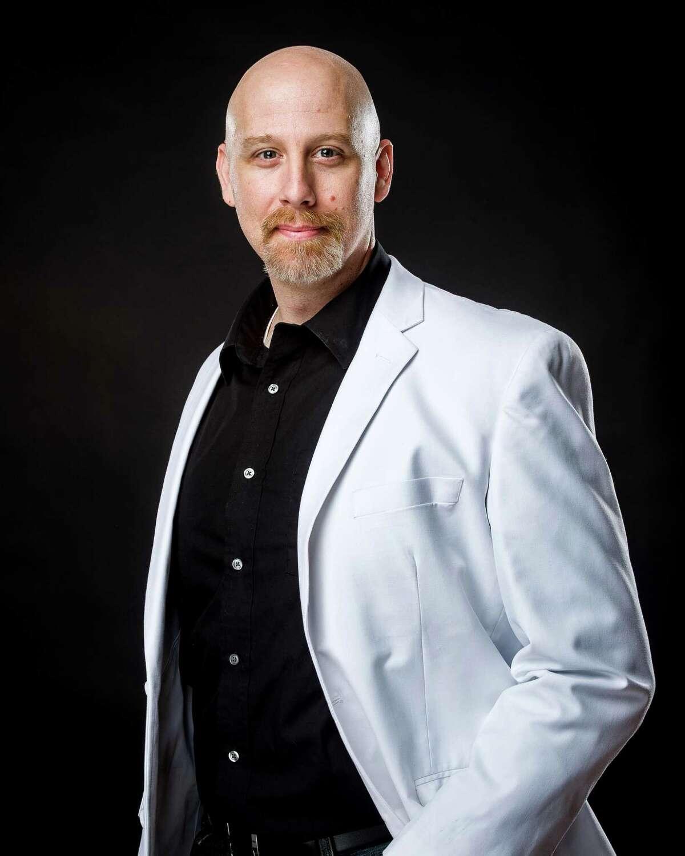 Opera singer Kevin M. Kees.