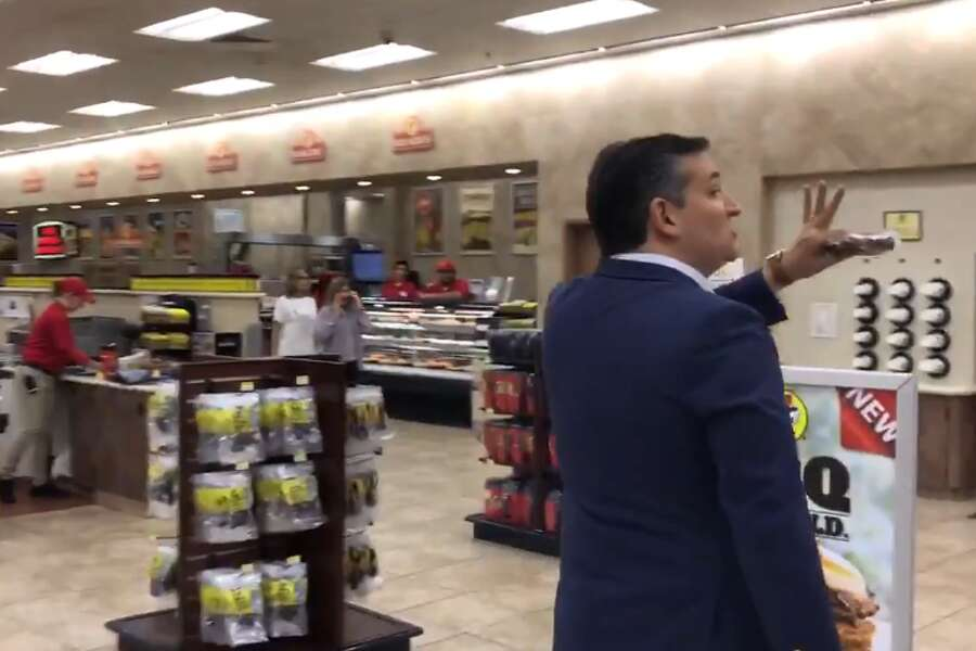 Buc-ee's is a beacon for celebs on the road, like Pink, the Bushes