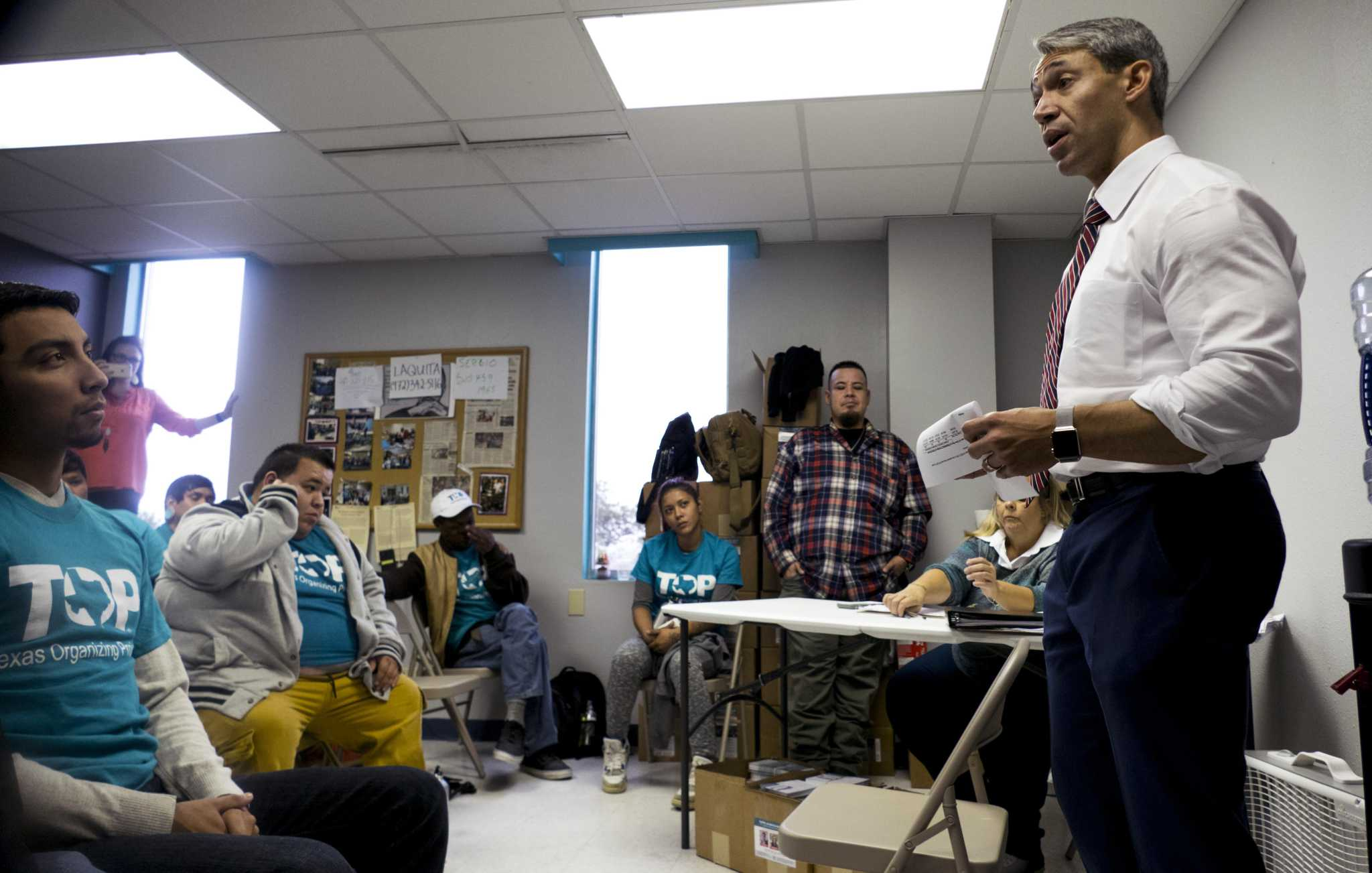 TOP jumps into San Antonio's mayoral race, giving Nirenberg a boost in final weeks