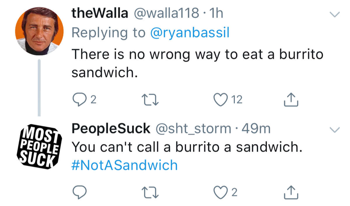 People had strong feelings about Justin Bieber's approach to eating a burrito.