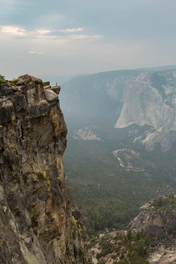 Man and woman fall to death from Taft Point in Yosemite National Park