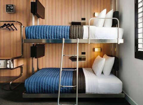 Average Hotel Room Size Square Feet
