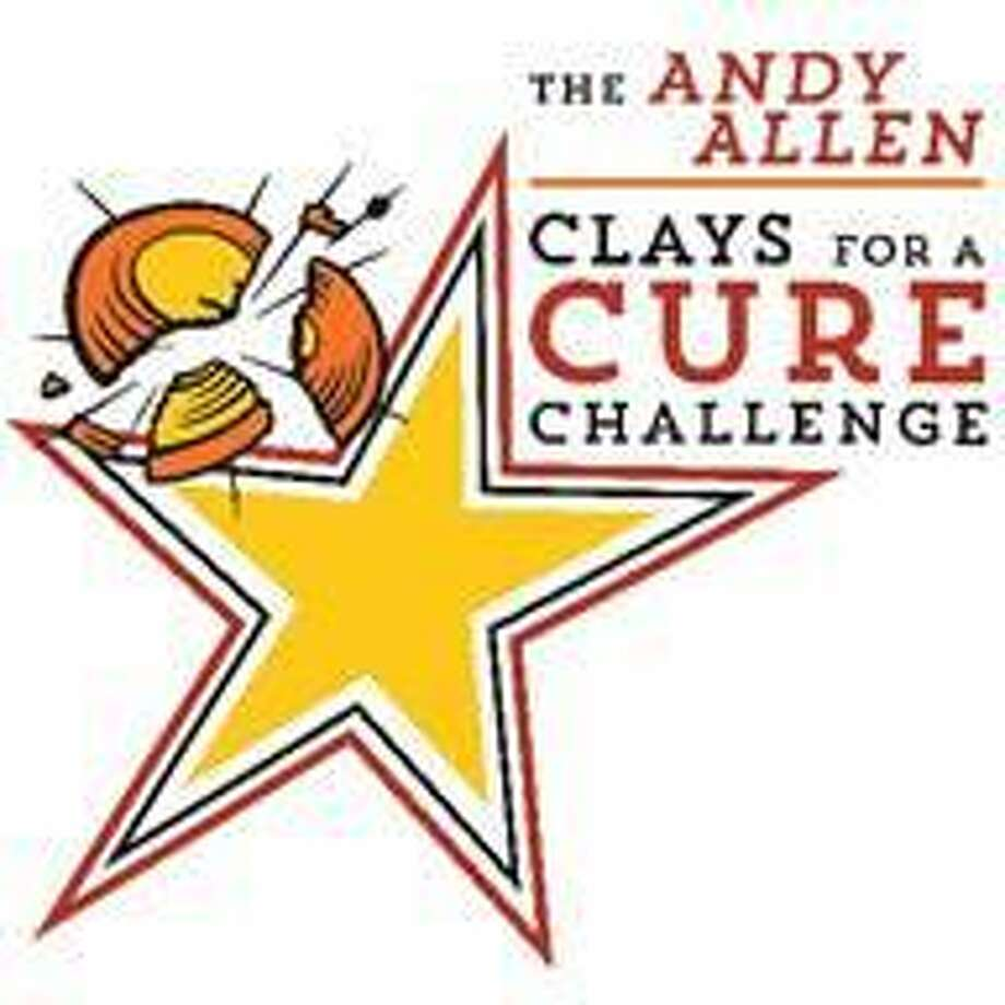 Andy Allen Clays for a Cure Challenge Photo: Andy Allen Clays For A Cure Challenge