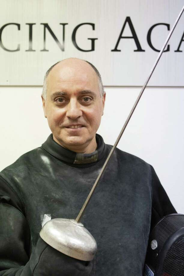 Faces in the crowd: Fencing coach in The Woodlands seeks gold for Olympic team