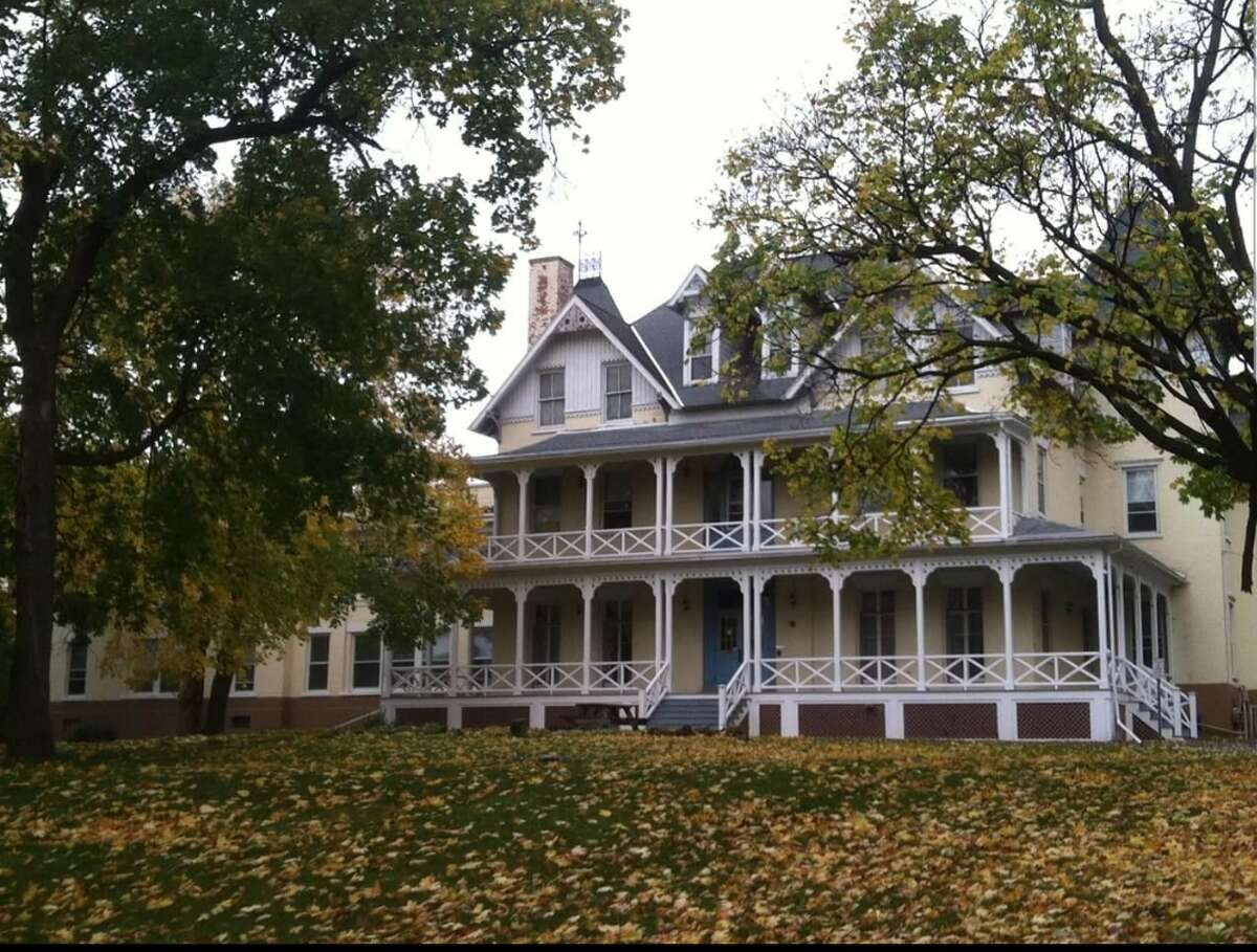 The Menands Mansion at 272 Broadway, Menands, houses offices for the New York Council of Nonprofits now, but over the course of its long history the building was used as an infirmary and mentally ill. The Shadow Seekers Paranormal Investigation Team has done investigations there.