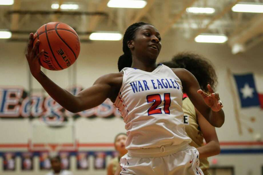 Oak Ridge's Alecia Whyte earned an All-County superlative in each of the last two seasons. Photo: Michael Minasi, Staff Photographer / Houston Chronicle / © 2017 Houston Chronicle