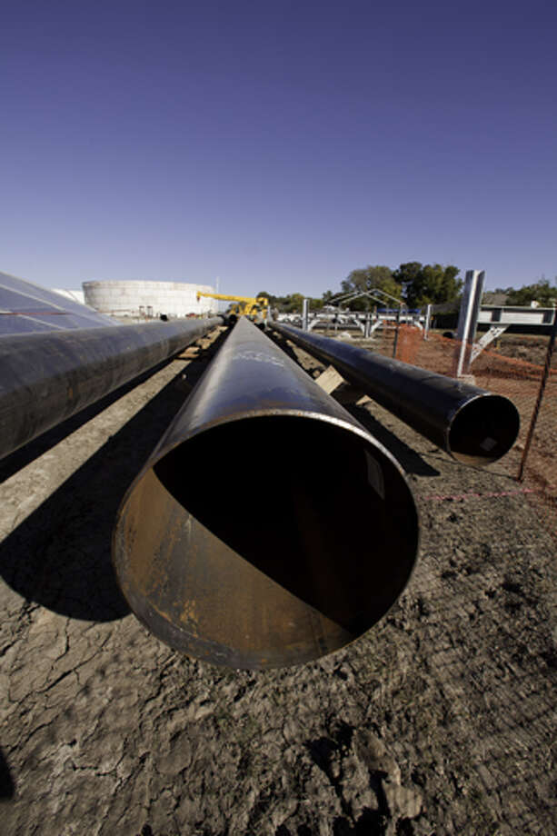 In early 2017, Magellan Midstream completed an above-ground storage tank expansion at its East Houston terminal, the first delivery point for Intercontinental Exchange's Permian WTI crude oil futures contract. ICE is adding Magellan's Galena Park terminal and Seabrook Logistics terminal as delivery terminals for the contract. Photo: Magellan Midstream Partners