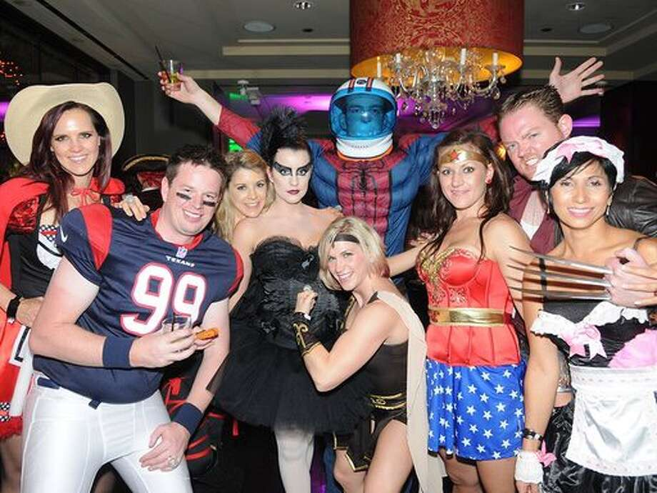 Don't miss out on all the scary-good fun at Houston's top Halloween parties. Hotel ZaZa  doubles the fun with a Halloween bash at both of its Houston-area hotels.>>> Scroll through for more Halloween costume photos. Photo: Courtesy Photo