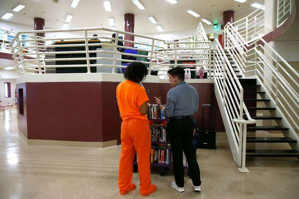 SF struggles with inmate population in dilapidated lockup
