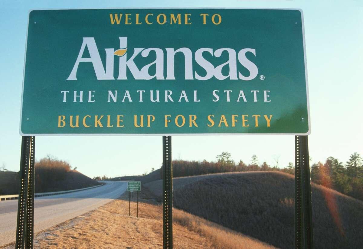 ArkansasAverage composite score: 19.4Percent of graduates tested: 100%