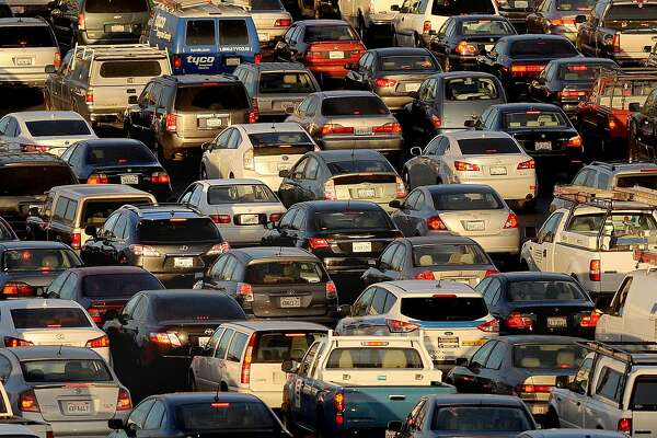 San Francisco peak hour commuters lost nearly 5 days to traffic