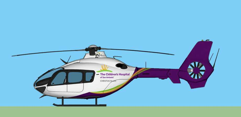 A new partnership between PHI Air Medical and The Children's Hospital of San Antonio will launch a new medical helicopter in 2019, increasing life-saving access to children in the region. The dedicated EC 135 rotary wing aircraft will operate with flight and maintenance personnel from PHI, along with The Children's Hospital of San Antonio providing flight nurses, paramedics or other appropriate clinical staff. Photo: PHI Air Medical, Courtesy