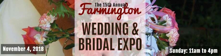 15th Annual Farmington Marriott Wedding & Bridal Expo will be held Nov. 4. Photo: Contributed Photo