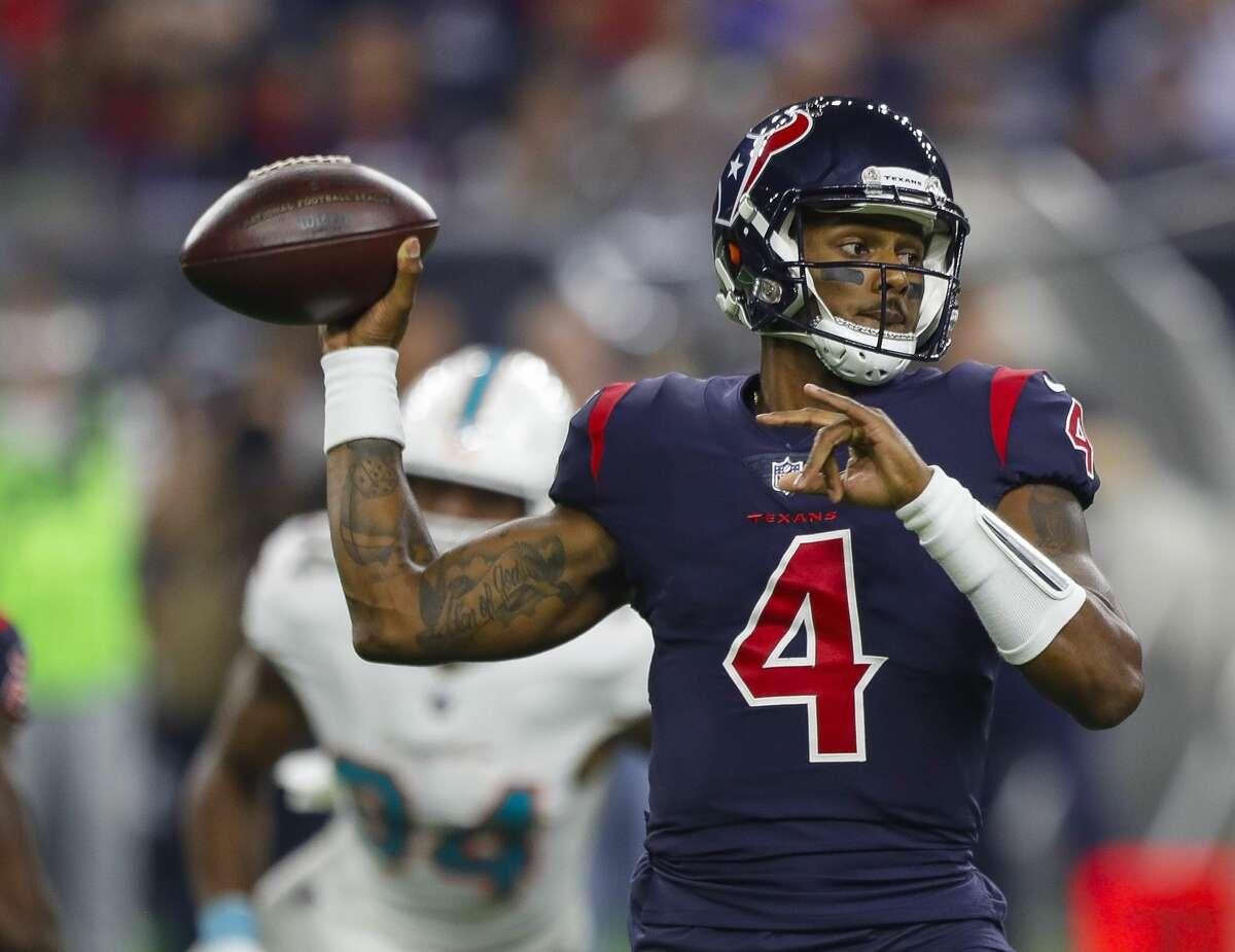 Unlike previous Texans teams over the years, Deshaun Watson provides a gamebreaking presence at quarterback in big games.