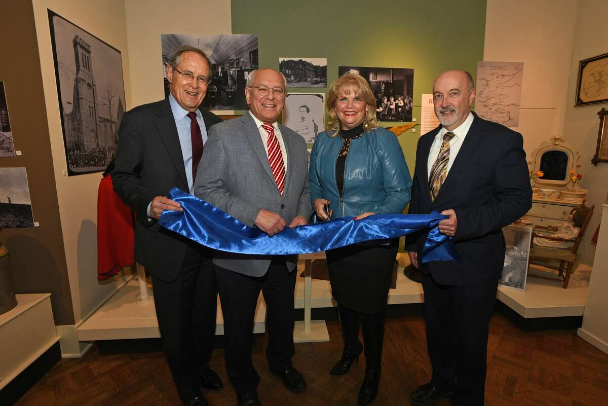 Were you Seen at Vanderheyden's 185th Anniversary Legacy Exhibit and Cocktail Reception at the Rensselaer County Historical Society in Troy on Thursday, October 25, 2018?