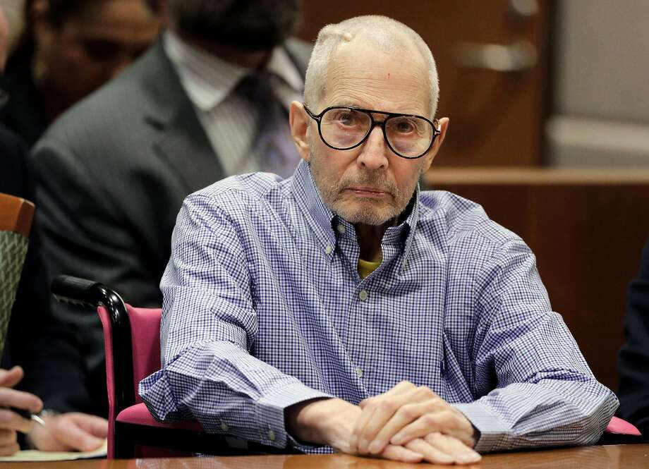 PHOTOS: The Trial of Robert DurstAs Robert Durst's murder trial continues in Los Angeles County, prosecutors have decided to bring in evidence from other cases, including an animated video of how his former neighbor Morris Black died. Black was Durst's neighbor in Galveston while he lived as a mute woman in a small $300-a-month apartment. Prosecutors say Durst fled there in 2000 after he heard of a renewed investigation into his wife's disappearance. >>> See how the sensational trial played out in 2003  Photo: Jae C. Hong, Associated Press