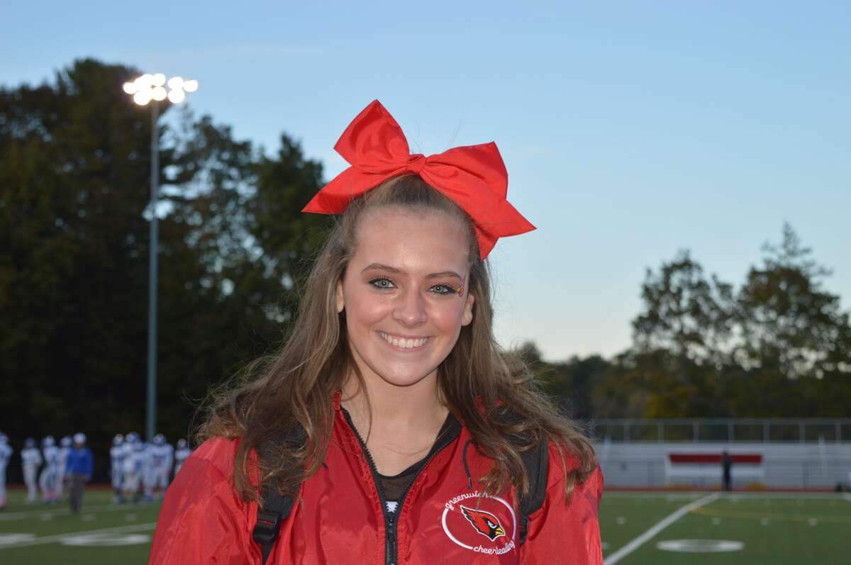 Greenwich High School faced off against Fairfield Ludlowe during Greenwich's homecoming game on October 25, 2018. Were you SEEN in the stands?
