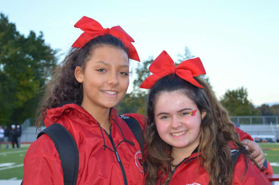 Greenwich High School faced off against Fairfield Ludlowe during Greenwich's homecoming game on October 25, 2018. Were you SEEN in the stands? Photo: Todd Tracy / Hearst Media