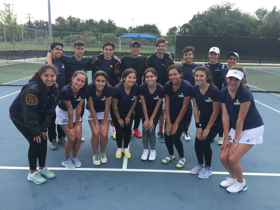 The Alexander tennis team's playoff push ended in the regional quarterfinals for the second straight year after falling to Austin Westlake Thursday night. Photo: Courtesy Of Alexander Athletics