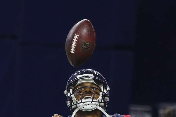 As much as anything, quarterback Deshaun Watson's recent turnover-free play merits credit for the Texans' turnaround this season.
