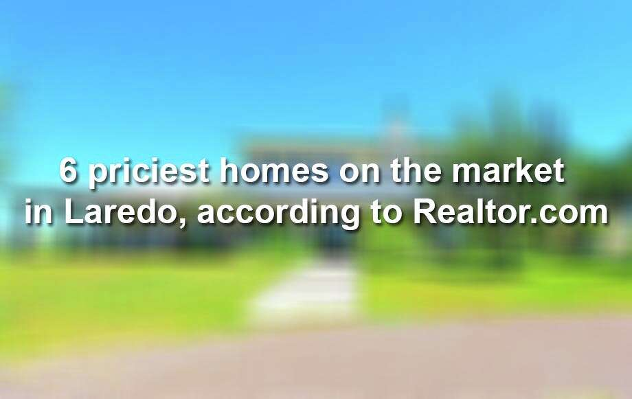 Keep scrolling to see the most expensive homes for sale in Laredo right now. Photo: Sandra S. Garcia/Swisher & Martin Realty/Realtor.com