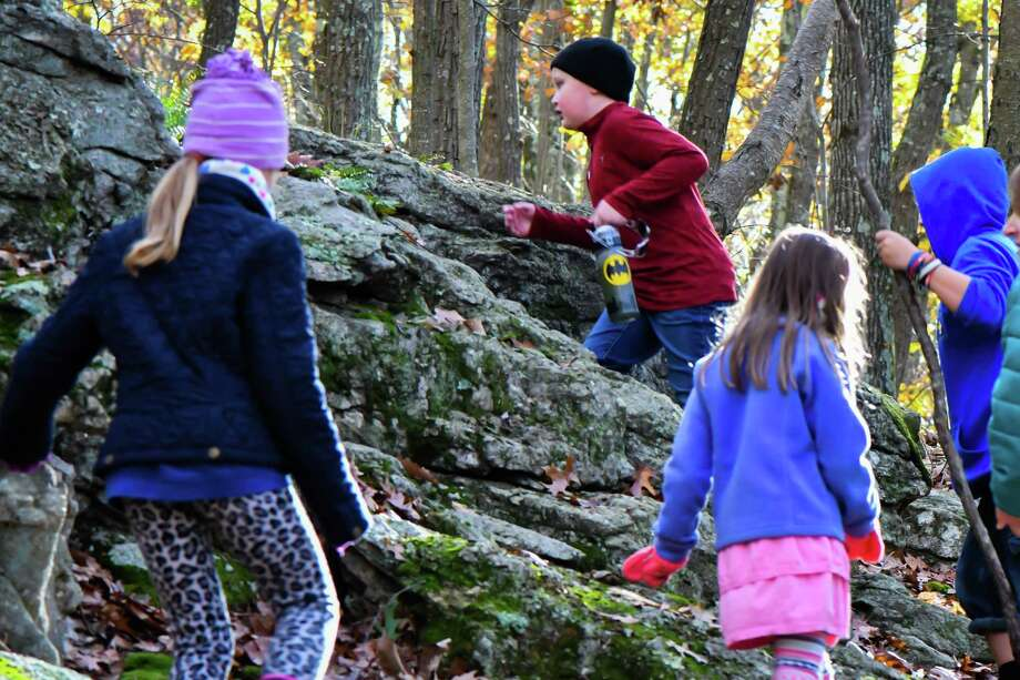 "Children in kindergarten through fifth grade, while out of school on Election Day, are invited to experience a ""Flanders Explore Nature Adventure."" Photo: Contributed Photo"