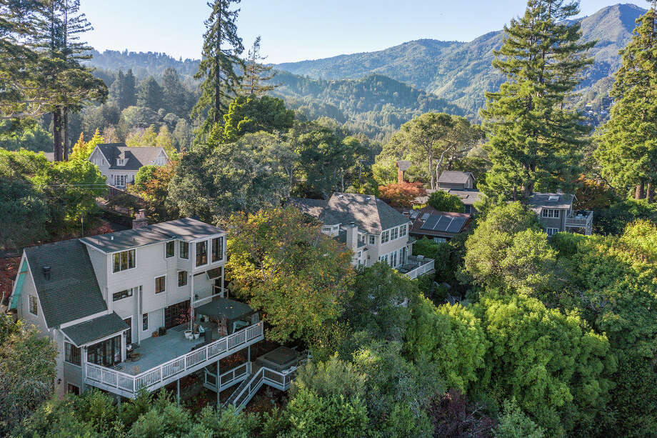 Part farmhouse, part luxury, Mill Valley home with $3.6M price tag in 100% one of a kind Photo: Open Homes Photography Via Coldwell Banker/Joshua Deitch