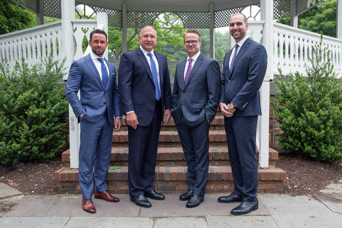Four financial advisors from Fairfield appear on the 2018 Financial Times