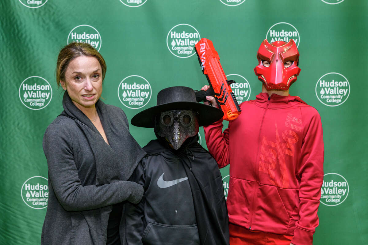 Were you Seen at Hudson Valley Community College's annual Pumpkin Palooza Family Festival on campus in Troyon Oct. 25, 2018?