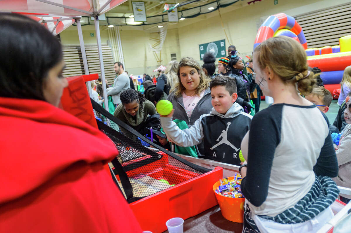 Were you Seen at Hudson Valley Community College's annual Pumpkin Palooza Family Festival on campus in troy on Oct. 25, 2018?