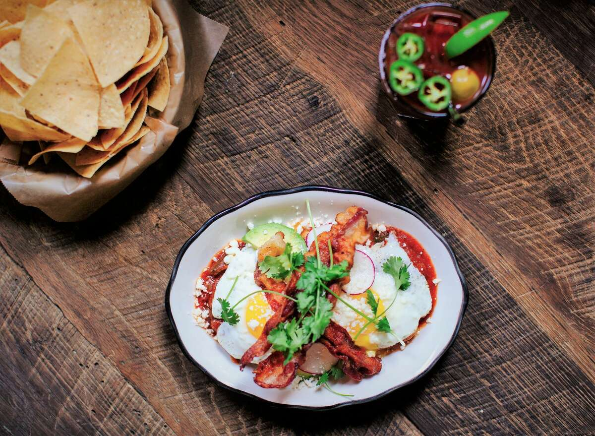 The roster of Texas favorites and reinterpreted classic dishes at Superica get an elevated spin.