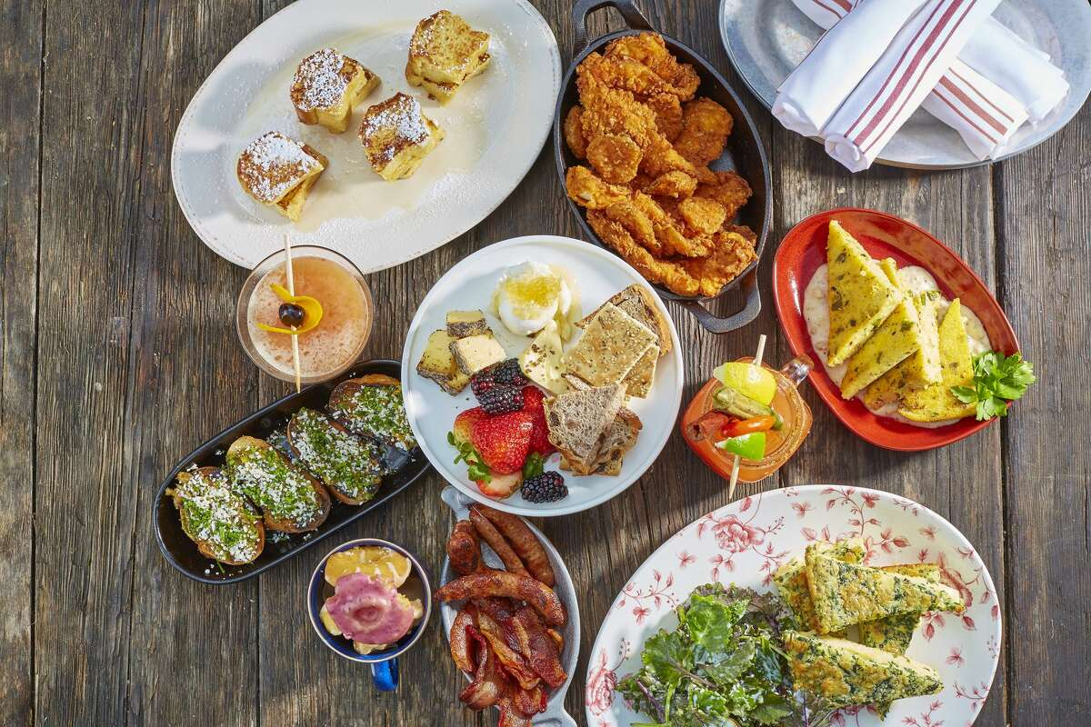 Take a look at some of the best spots to start the day in Houston. The Rustic from Kyle Noonan, Josh Sepkowitz, and Texas country artist Pat Green, kicks off brunch service on November 3. >>> Scroll through for more brunch photos.