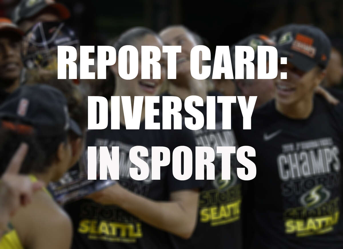 The Institute for Diversity and Ethics in Sports (TIDES) released a report card on WNBA hiring practices Thursday, giving the league a near-perfect score and keeping them ahead of the United States' other major sports leagues. They set a new record high for the organization's scoring at 97.6 points. It's the 14th consecutive year the WNBA has received at least As for their diversity in hiring. Check out their report card and how other leagues fare, including sports media. Mind you, the latest results for some are a year old.