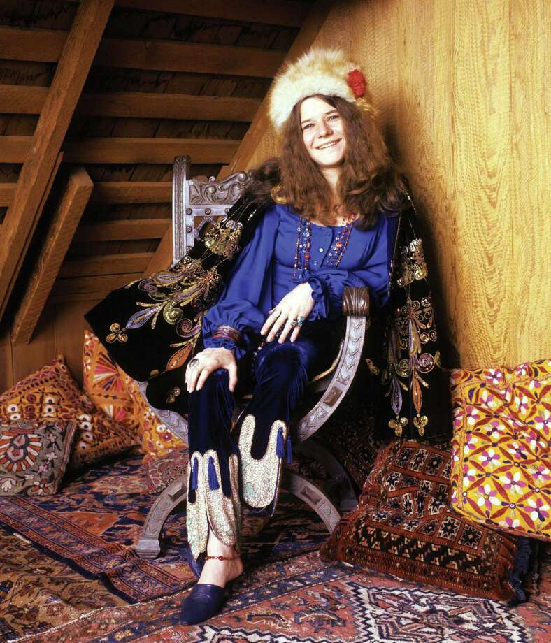Janis Joplin, who was born on January 19, 1943, in Port Arthur, Texas, would have turned 76 this month.