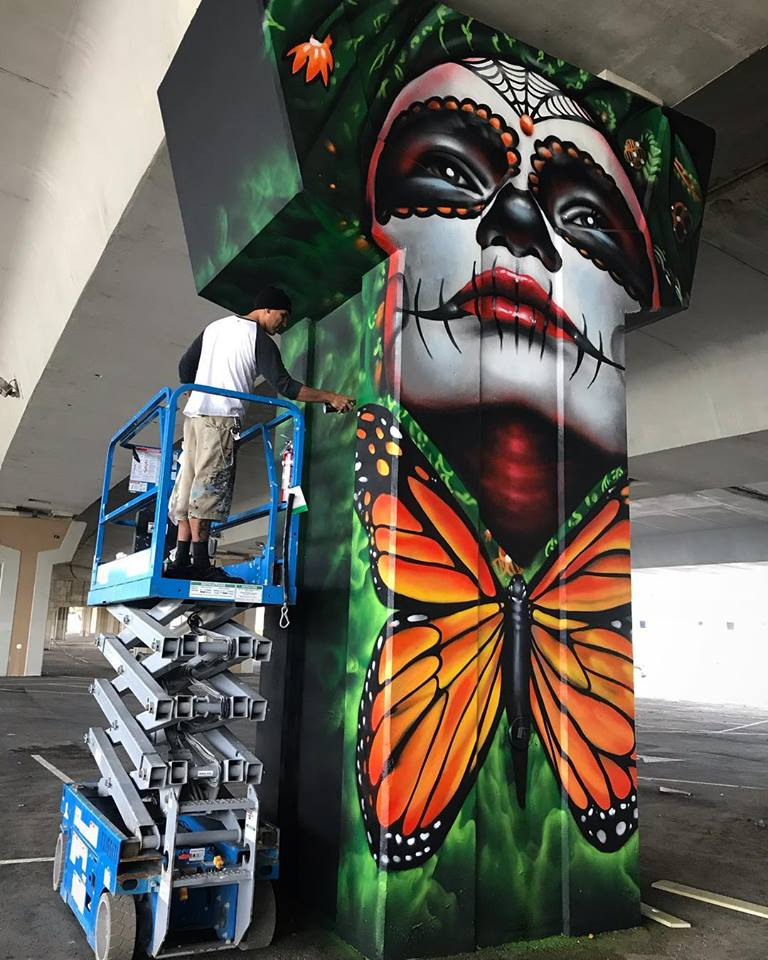 San Antonio Street Art Initiative Launches With New Public