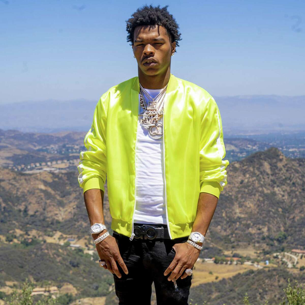 """Lil Baby: """"Drip Harder,"""" Atlanta rapper Lil Baby's collaboration with Gunna (also on the Mala Luna lineup), is one of the hottest rap releases of the last month."""