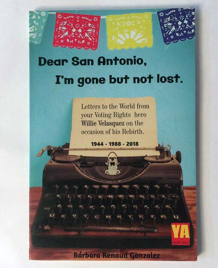"""Dear San Antonio, I'm Gone But Not Lost"" by Barbara Renaud Gonzalez"