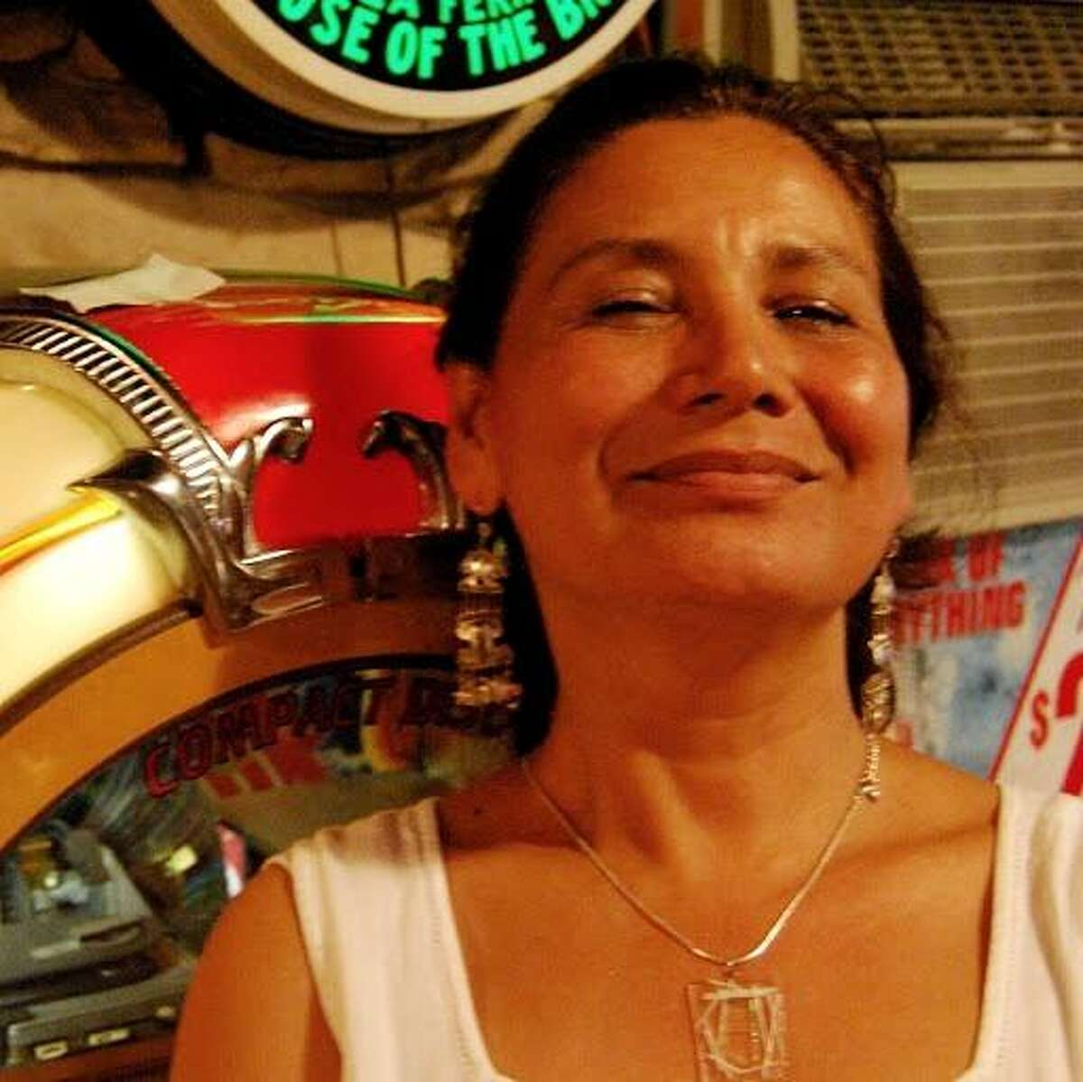 "San Antonio writer Barbara Renaud Gonzalez's new book is ""Las Nalgas de JLo."""
