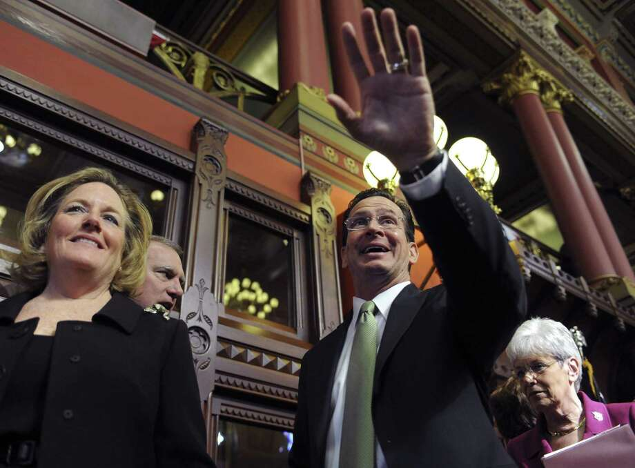 State spending on regular state government actually declined by 4 percent between 2011, when Malloy took over, and this fiscal year, his last of eight annual budgets. Photo: Jessica Hill / AP / FR125654 AP