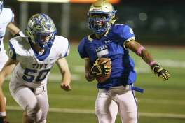 Aaron Proctor will be Alamo Heights' go-to receiver on offense after catching 31 passes as a junior.
