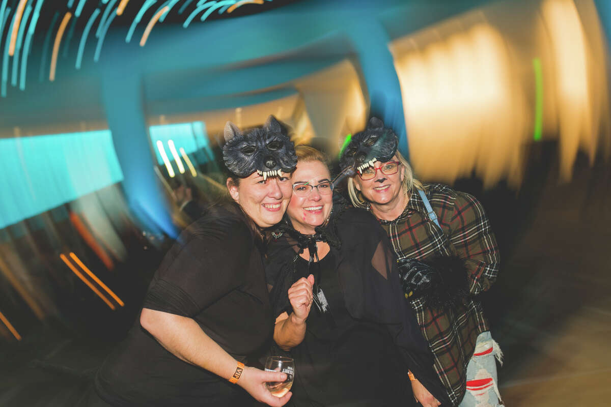 Were you Seen at the Alliance for Positive Health's BOO-jolais Monster Ball at the Albany Capital Center on Oct. 26, 2018?