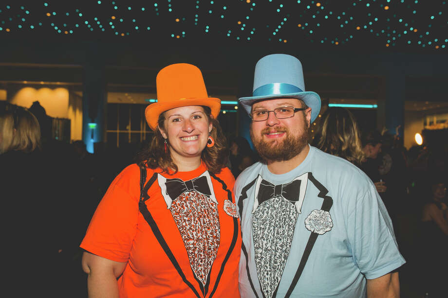Were you Seen at the Alliance for Positive Health's BOO-jolais Monster Ball at the Albany Capital Center on Oct. 26, 2018? Photo: Jay Zhang Photography