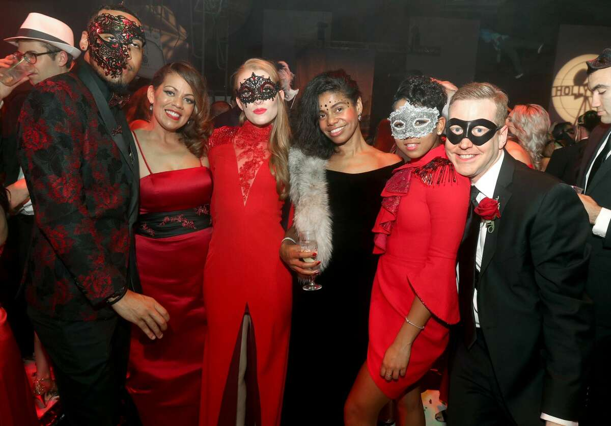 Were you Seen at Capital Masquerade, a benefit for Ronald McDonald House Charities of the Capital Region, Inc., held at The Schenectady Armory in Schenectady on Friday, Oct. 26, 2018?