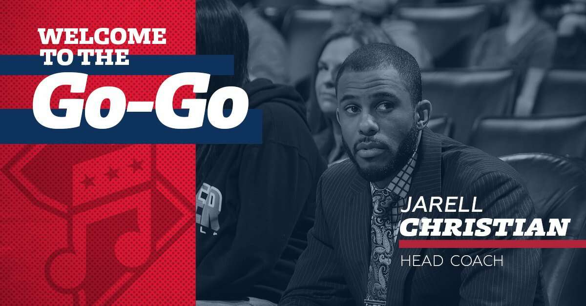 2. My only brother, Jarell Christian, is the first D League head coach for the Capital City Go-Go's, Washington Wizards program.