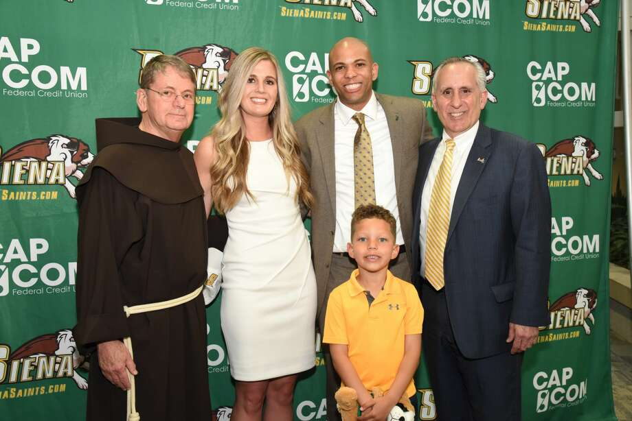 Click through the slideshow for 20 things you don't know about Jamion Christian, head coach of the Siena College men's basketball team. Photo: Courtesy Of Jamion Christian